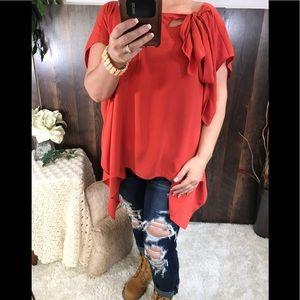 Rachel Rachel Roy blouse